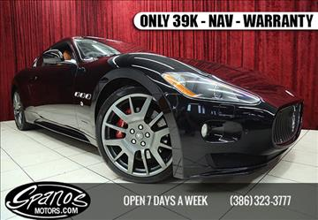 2011 Maserati GranTurismo for sale in Daytona Beach, FL