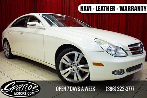 2009 Mercedes-Benz CLS for sale in Daytona Beach, FL