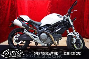 2014 Ducati Monster