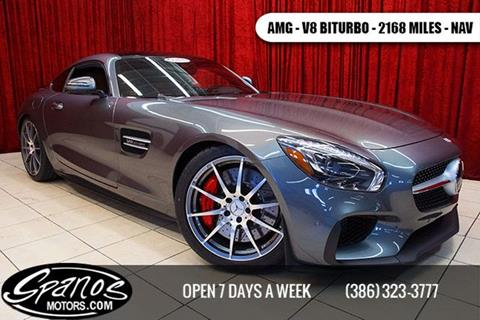 Mercedes benz amg gt for sale for Spanos motors daytona beach
