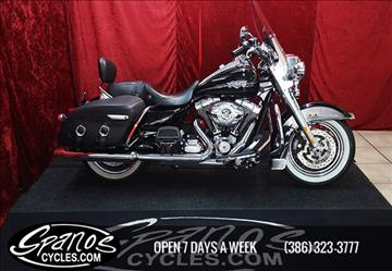 2012 Harley-Davidson Road King for sale in Daytona Beach, FL