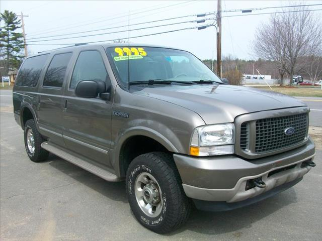 2003 ford excursion for sale in auburn nh. Cars Review. Best American Auto & Cars Review