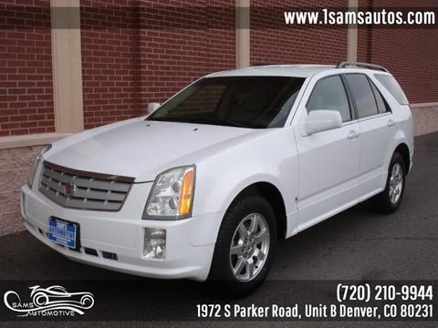 2009 Cadillac SRX for sale in Denver, CO