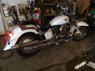 2007 Yamaha V-Star Classic for sale in Cedar Falls, IA