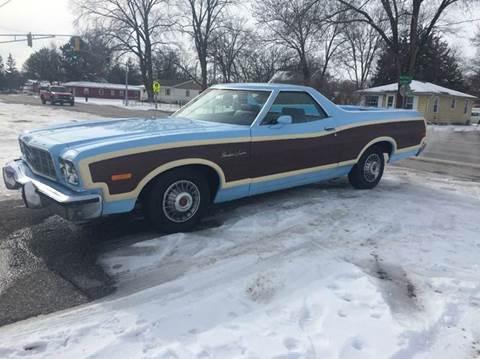 1973 ford ranchero for sale in cedar falls ia - 1958 Ford Ranchero For Sale