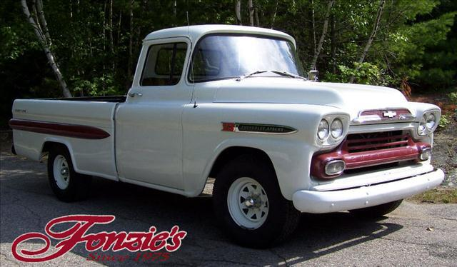 "1959 Chevrolet Apache Fleetside ""32"""