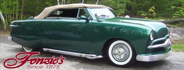 1949 Ford Chopped Convertible