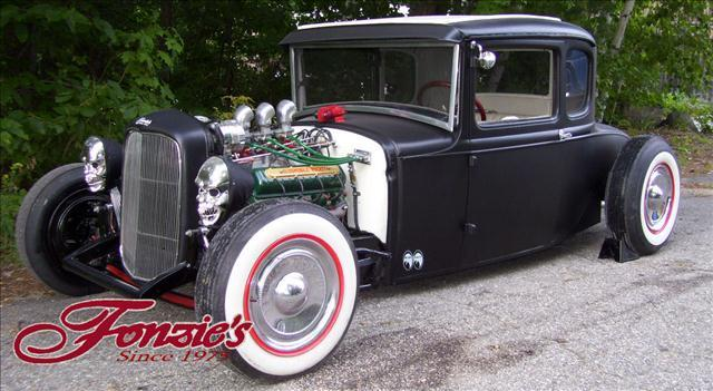 1931 Ford Model A Coupe