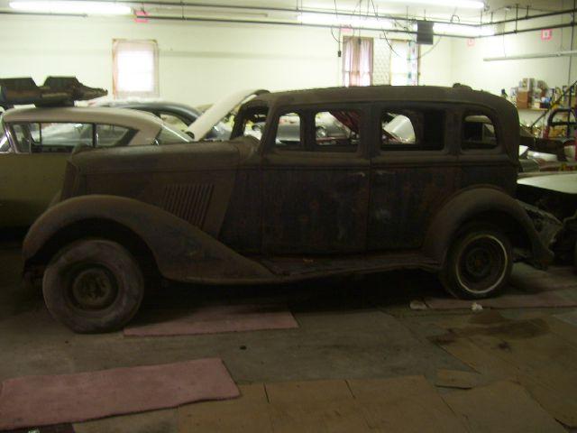 1934 Grahm Paige project car