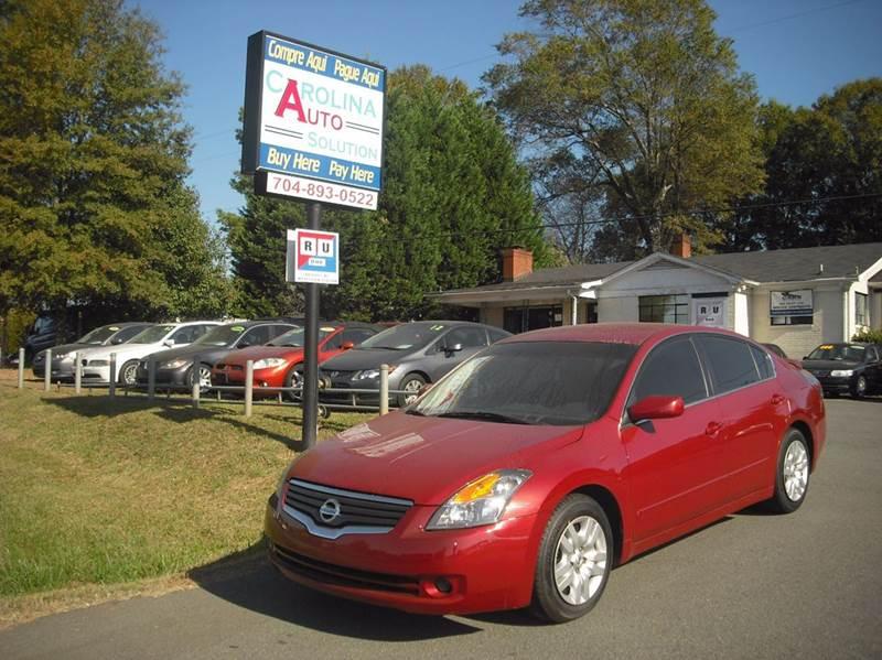 Nissan Used Cars Pickup Trucks For Sale Indian Trail Carolina Auto ...