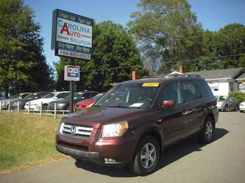 2007 Honda Pilot for sale in Indian Trail, NC