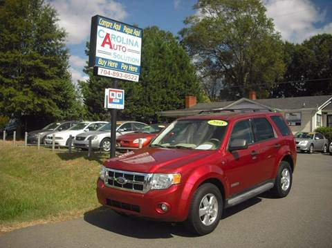 2008 Ford Escape for sale in Indian Trail, NC