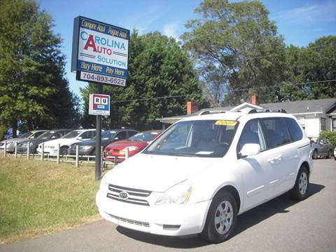 2007 Kia Sedona for sale in Indian Trail, NC