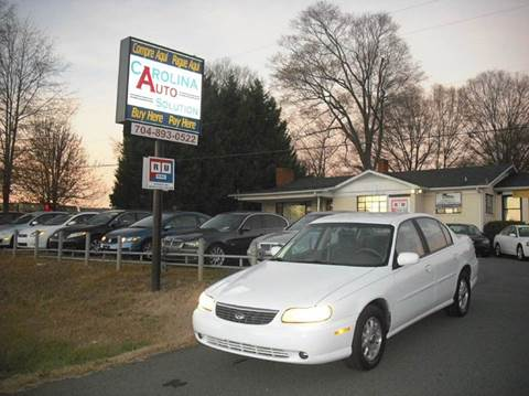 1999 Chevrolet Malibu for sale in Indian Trail, NC