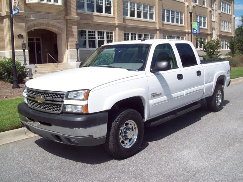 used chevrolet silverado 2500hd for sale in south carolina. Black Bedroom Furniture Sets. Home Design Ideas