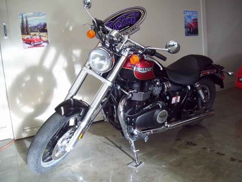 2007 Triumph Speedmaster 800cc