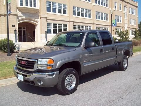 2006 GMC Sierra 2500HD for sale in Spartanburg, SC