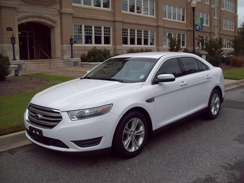 2013 Ford Taurus for sale in Spartanburg, SC