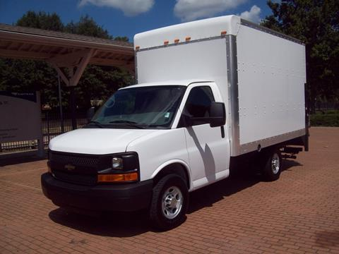 2014 Chevrolet Express Cutaway for sale in Spartanburg, SC