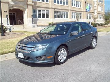 2011 Ford Fusion for sale in Spartanburg, SC