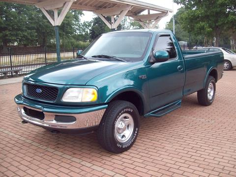 1997 Ford F-150 for sale in Spartanburg, SC