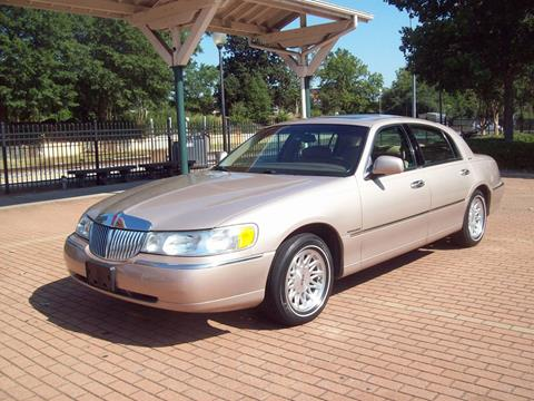 1998 Lincoln Town Car for sale in Spartanburg, SC