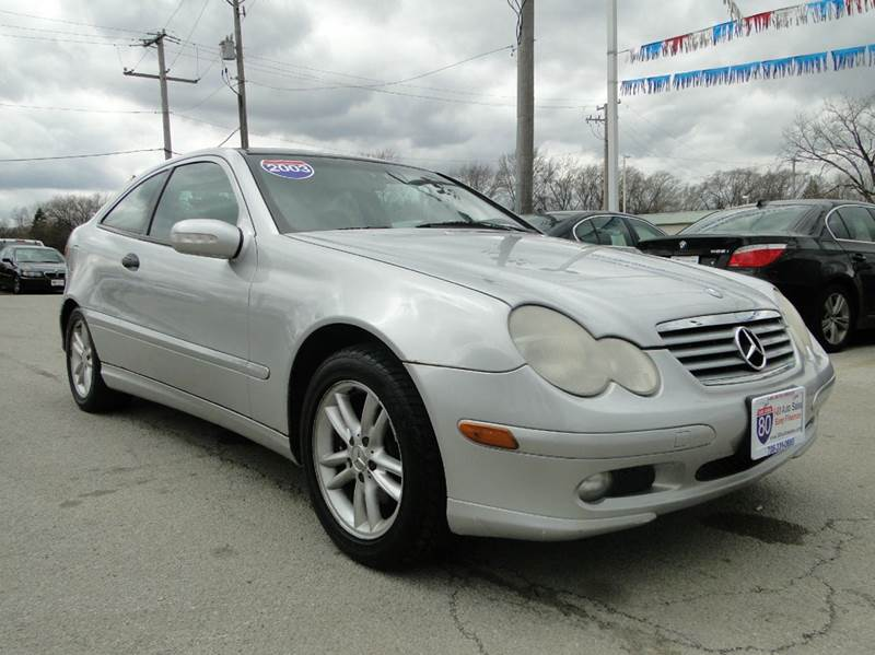 2003 mercedes benz c class c230 kompressor 2dr coupe in for Mercedes benz c230 coupe
