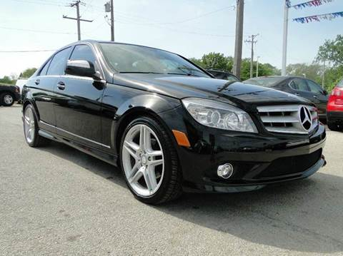 2009 Mercedes-Benz C-Class for sale in Hazel Crest, IL