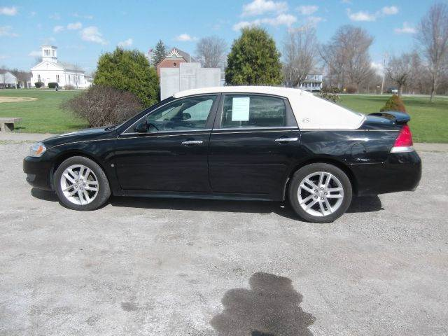 2009 chevrolet impala for sale in ohio. Black Bedroom Furniture Sets. Home Design Ideas