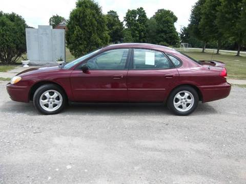 2007 ford taurus for sale ohio. Black Bedroom Furniture Sets. Home Design Ideas