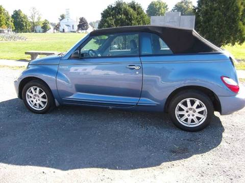 2006 Chrysler PT Cruiser for sale in North Bloomfield, OH