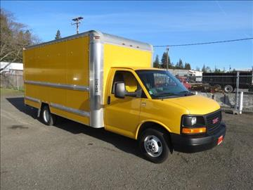 2011 GMC Savana Cutaway for sale in Healdsburg, CA