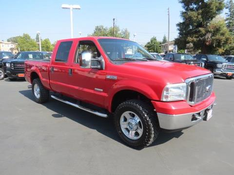 2007 Ford F-250 Super Duty for sale in Healdsburg, CA