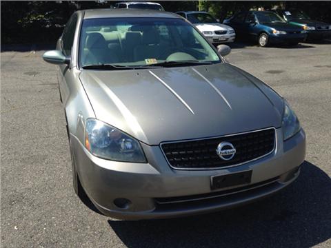 2006 Nissan Altima for sale in Fredericksburg, VA