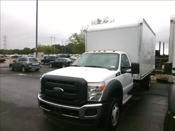 2014 Ford F-550 for sale in Grand Prairie, TX