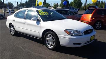 Ford taurus for sale in salem or for Lancaster county motors pre auction outlet