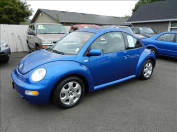 2002 Volkswagen New Beetle for sale in Salem, OR