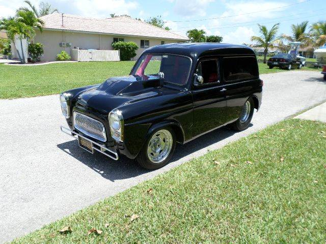 1955 English Ford Panel Delivery