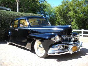 1947 Lincoln Zepher