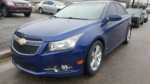 2012 Chevrolet Cruze for sale in Salt Lake City, UT