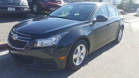2013 Chevrolet Cruze for sale in Salt Lake City, UT
