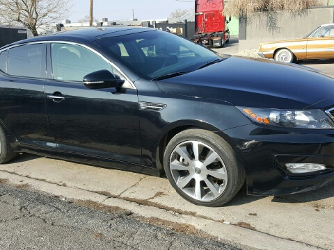 2012 Kia Optima for sale in Salt Lake City, UT