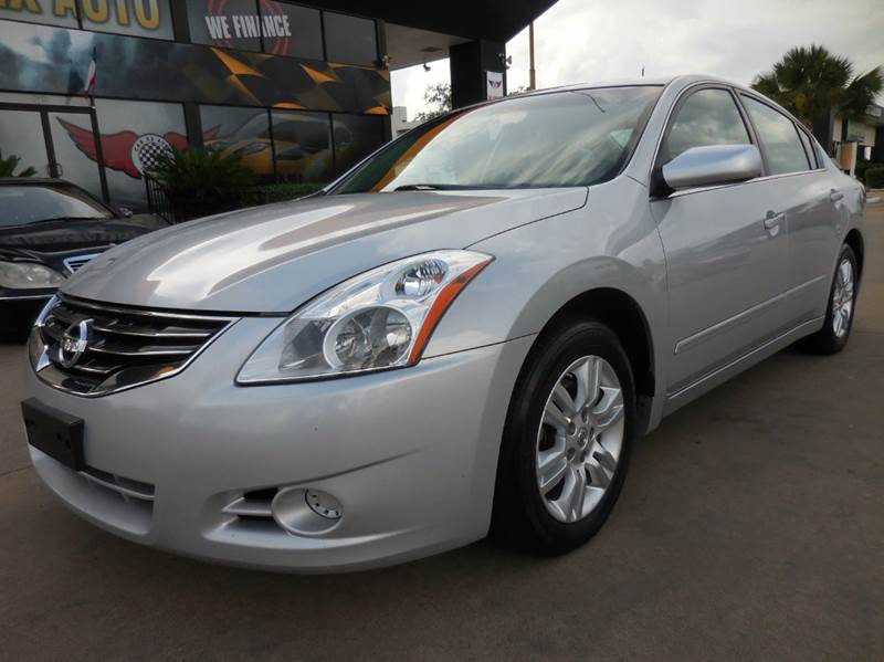 Used Nissan Rogue For Sale Houston Tx Cargurus: 2012 Nissan Altima 2.5 S For Sale In Houston, TX