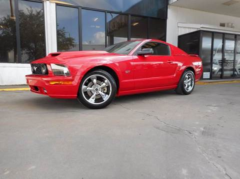 2007 Ford Mustang for sale in Houston, TX
