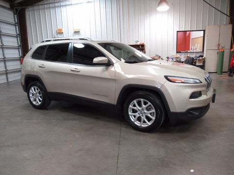 2014 Jeep Cherokee for sale in Wharton, TX