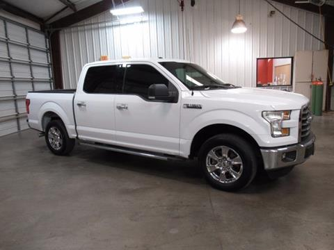 2015 Ford F-150 for sale in Wharton, TX