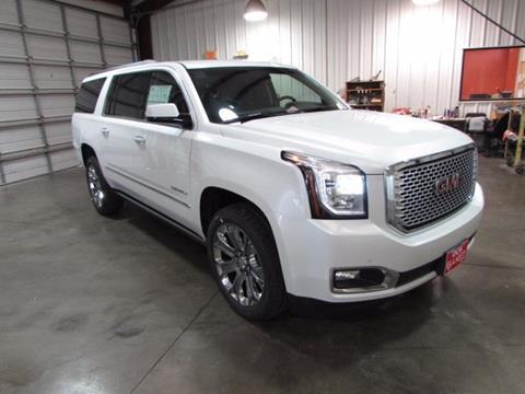 2016 GMC Yukon XL for sale in Wharton, TX