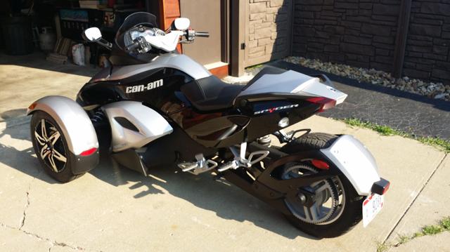 2009 Can-Am SPYDER GS