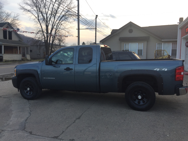 2011 Chevrolet Silverado 1500 Work Truck 4x4 4dr Extended Cab 6.5 ft. SB - East Liverpool OH