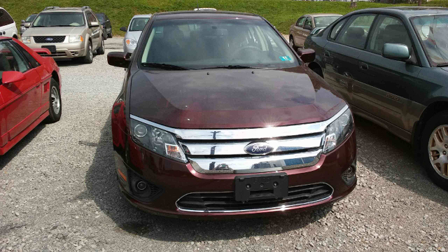 2012 Ford Fusion SE 4dr Sedan - East Liverpool OH